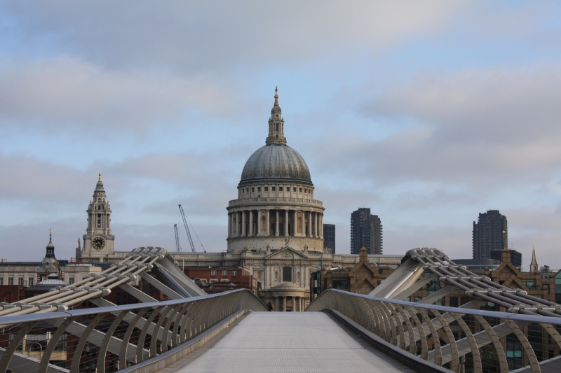 Visit London this Half Term