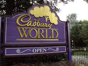 cadbury's world