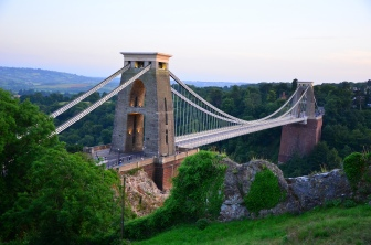 Clifton Suspension Bridge. Photo: B. Sutherland, Flickr