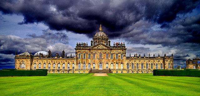 Castle Howard. Image: Nick Garrod, Flickr