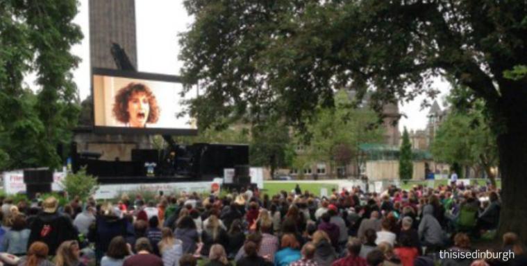 Film in the City Edinburgh 2015