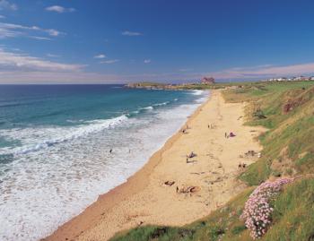 Fistral Beach, Newquay. A surfer's paradise. Image: Tripadvisot