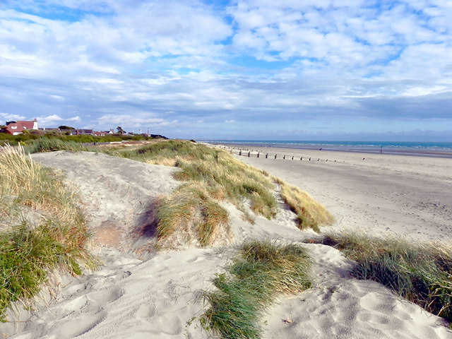 Chichester Station To West Wittering Beach