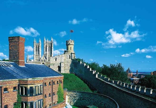 Lincoln Castle. Image: Lincoln Castle