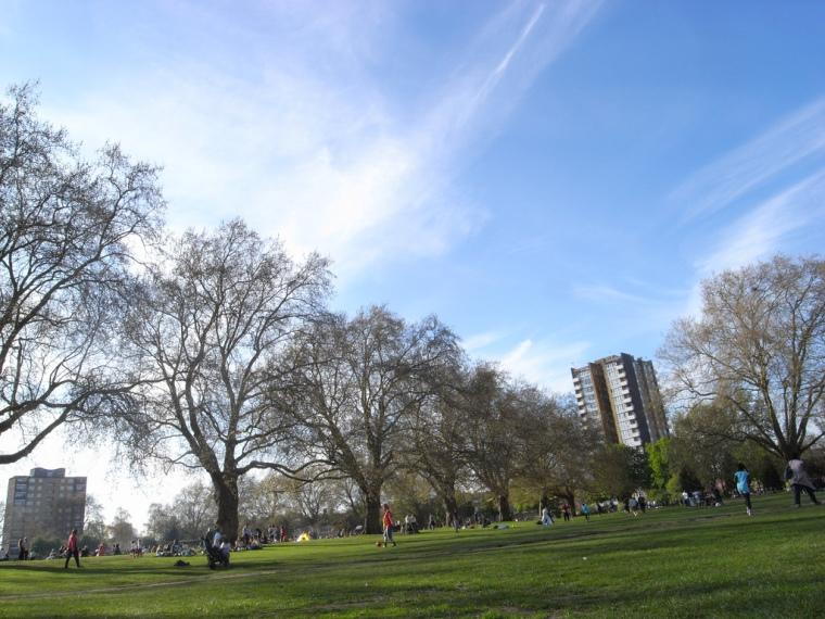 London Fields, Hackney. Image: Ivy Mei, Flickr