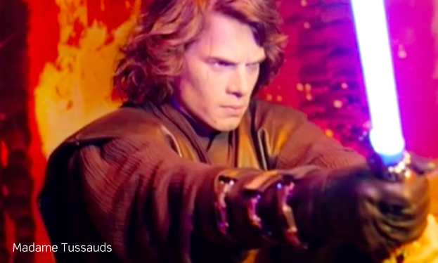 Star Wars Special Exhibition at Madame Tussauds London