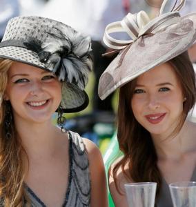 Ladies at Royal Ascot. Image: Royal Ascot
