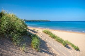 Woolacomble Beach, North Devon (Image: Hughie O'Connor, Flickr)