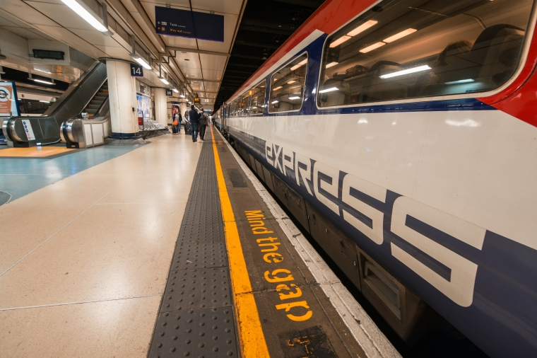 Gatwick Airport train station is a few minutes walk from the South Terminal, and is equipped with extra large lifts to make it easier to carry your bags.