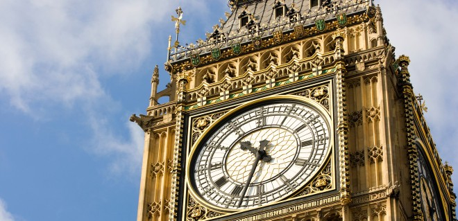 Big Ben is one of London's most photographed tourist attractions.